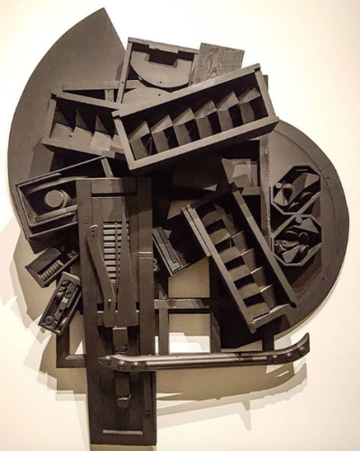 Louise-Nevelson-Black-and-White-Installation-View-via-Art-Observed-