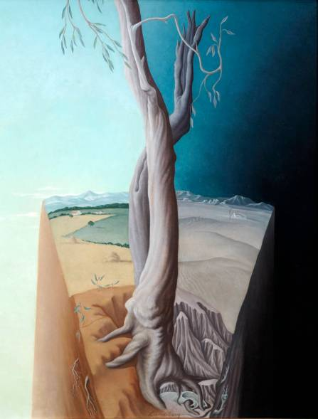 Helen-Lundeberg-The-Tree