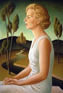 Lundeberg,_Portrait_of_Inez,_1933,_36_x_24_inches